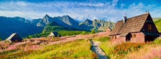 Holiday Poland Tatras mountains